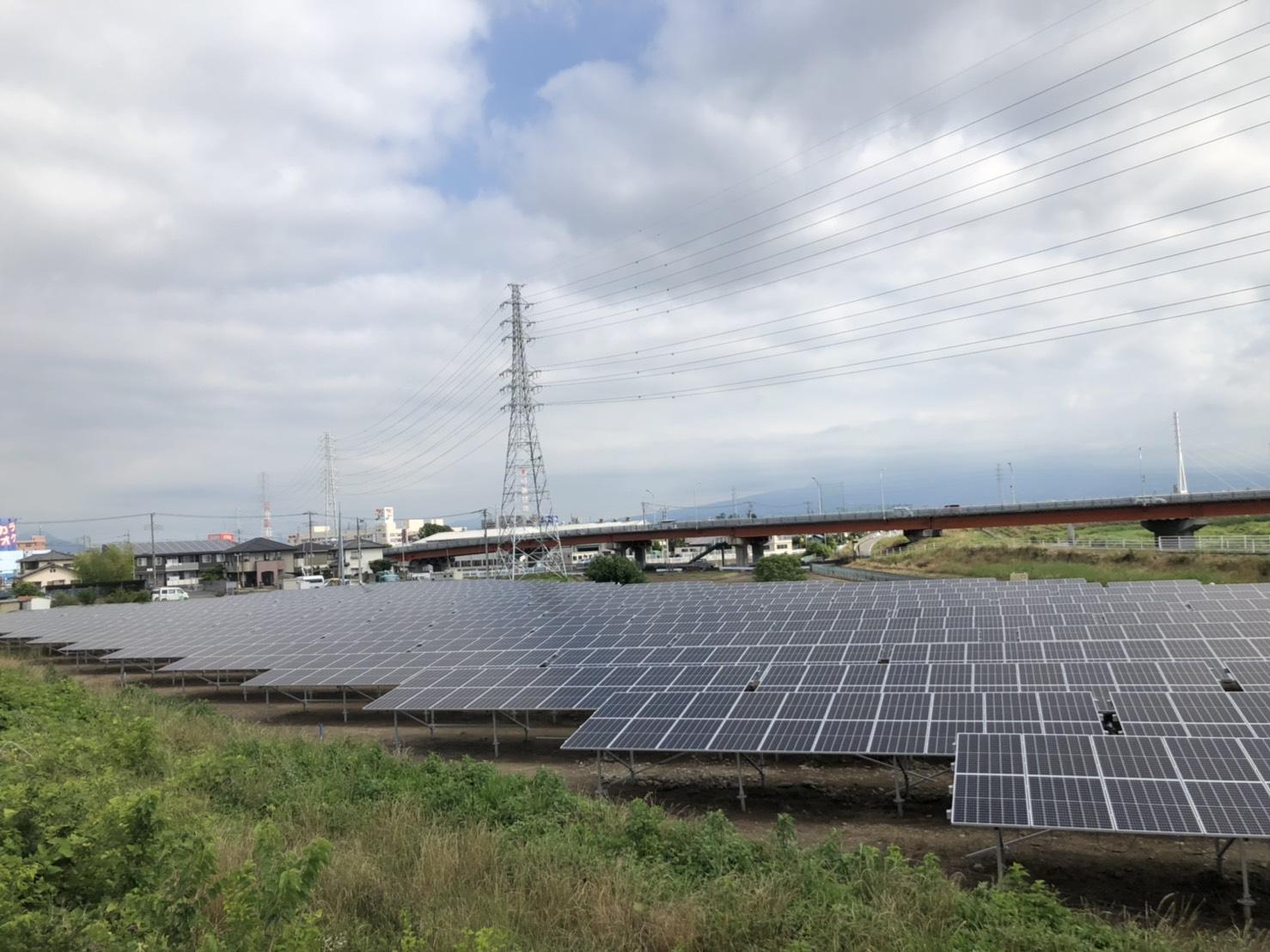 伊勢崎市 太陽光発電システム設置